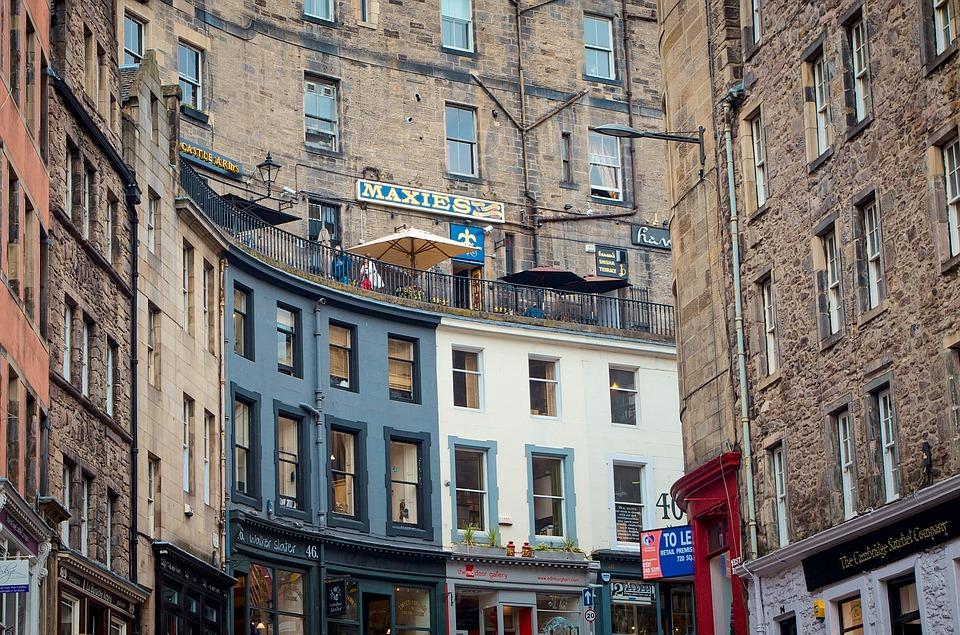 Versand nach Schottland