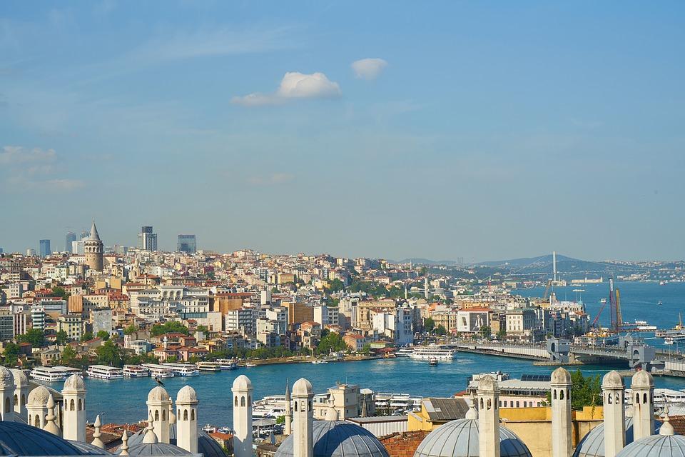 Versand in die Türkei