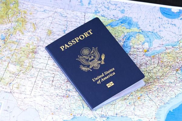 Ausweis verschicken, Reisepass versenden