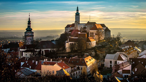 Paket nach Tschechien