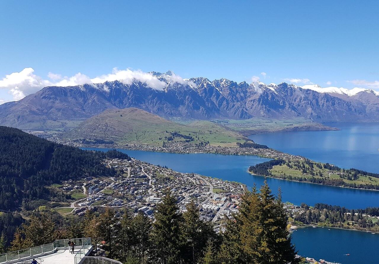 Paket Neuseeland