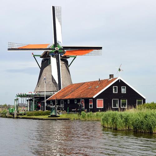 Versand in die Niederlande