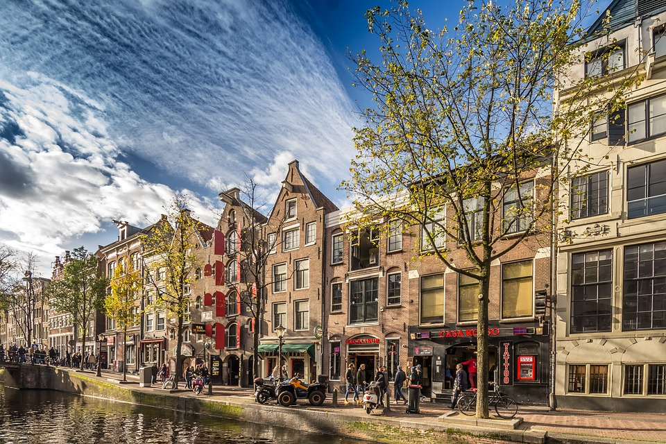 Paket nach Holland versenden