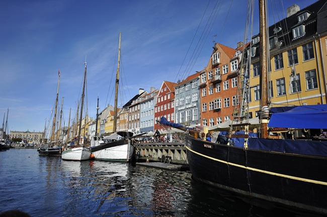 DHL Paket nach Dänemark