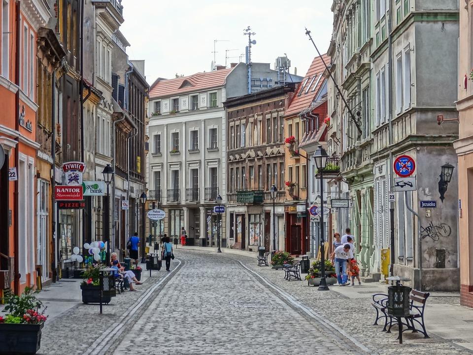Päckchen nach Polen schicken oder ein Paket von Polen nach Deutschland senden