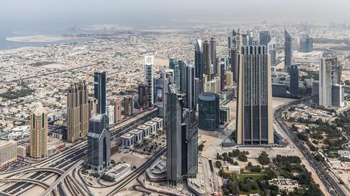 Paket in die Vereinigten Arabischen Emirate