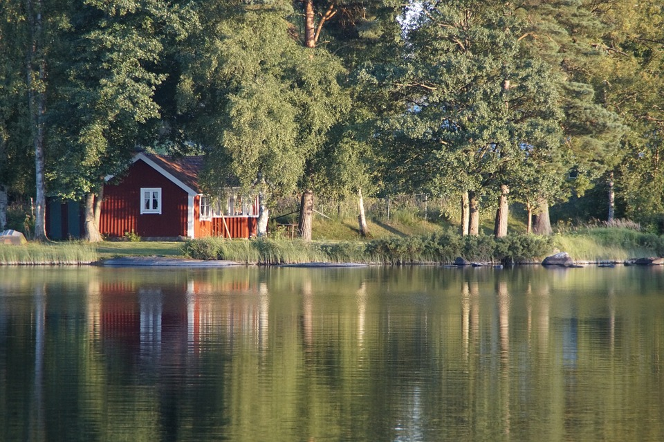 Paket nach Schweden, zum Beispiel ein DHL Paket Schweden