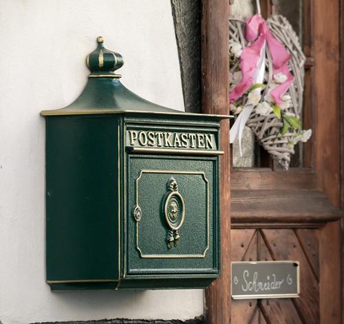 Tür-zu-Tür Versand innerhalb Deutschlands