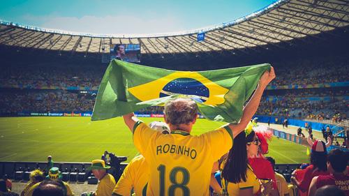 Paket nach Brasilien