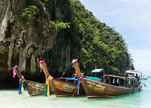 Paket nach Thailand