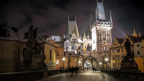 Versand nach Tschechien