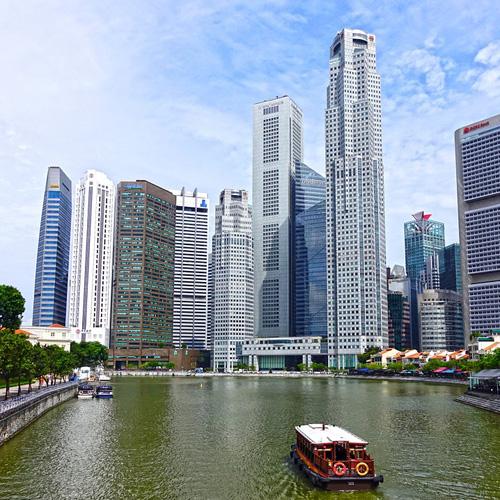 Versand nach Singapur