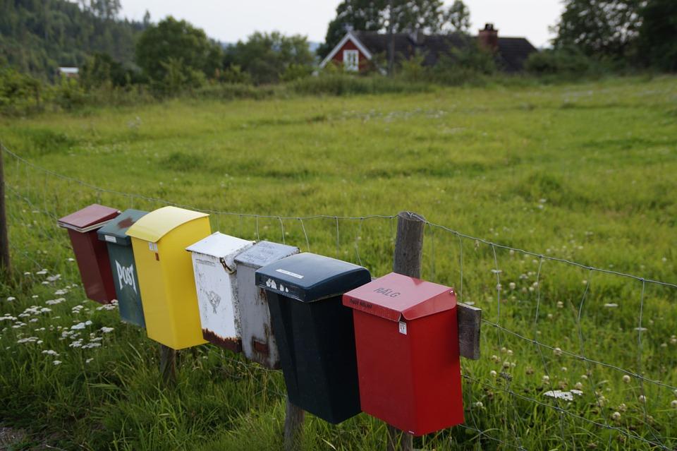 Versand nach Schweden, zum Beispiel ein DHL Paket nach Schweden