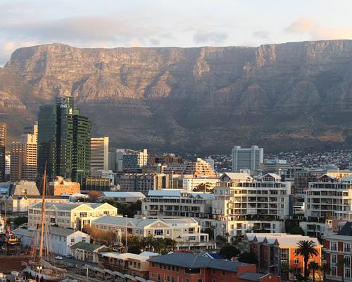 Paket nach Südafrika
