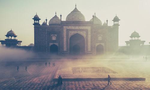 Paket nach Indien - DHL Paket Indien, UPS oder TNT
