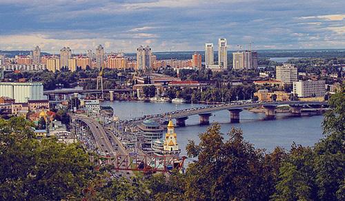 DHL Paket Ukraine