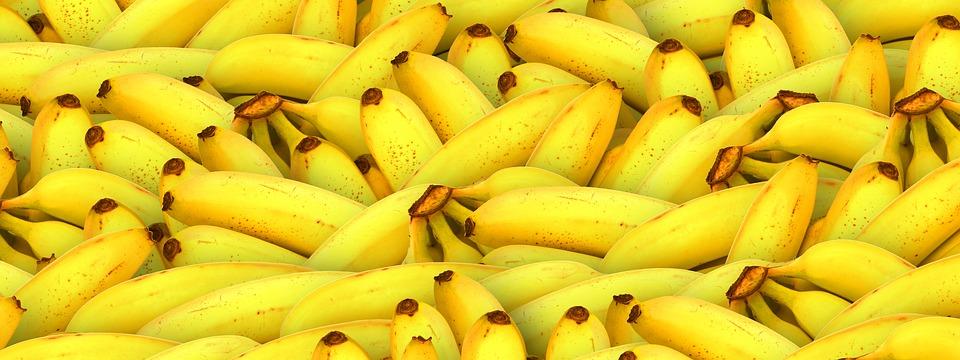 Kokain zwischen Bananen