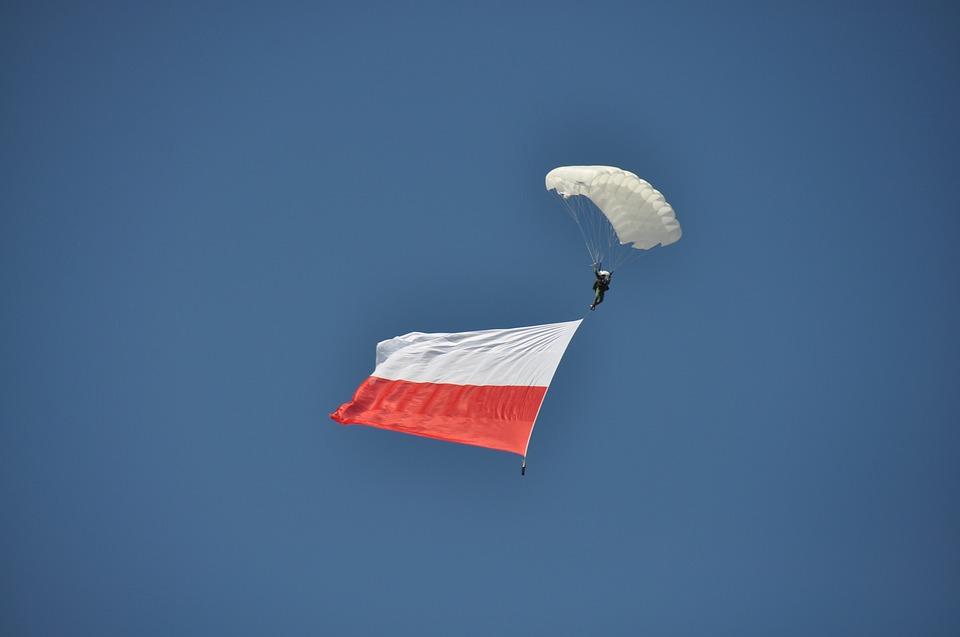 Paket nach Polen