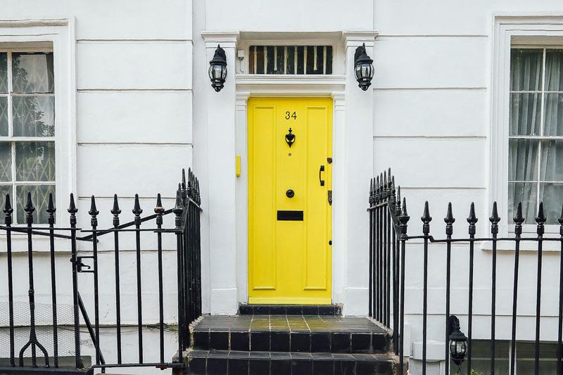 Tür zu Tür Zustellung