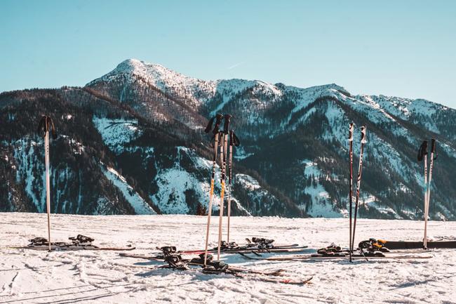Günstiger Skiversand