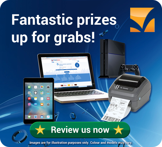Transglobal Express Review Monthly Prize Draw